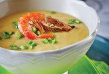 Sopas y cremas / Si te gusta cocinar, que nunca te falten estas sopas y cremas. ¡Prueba nuevos sabores!