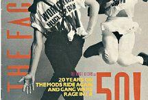 magazine layout- postmodern (apparently?)