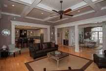 Living Rooms / Gorgeous living rooms from homes listed by Chantel Ray Real Estate. Call (757)717-1003 to schedule a showing now!