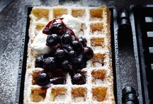 Pancakes - Crepes - Waffles