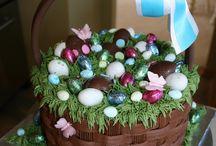 tartas de Pascua