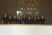 Almar Staff / Their expertise and helpfulness will surely enhance your Almar experience!