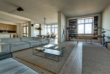 New Yorker loft / Ideas for a New York loft style apartment