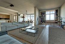 New Yorker loft / Ideas for a New York loft style apartment