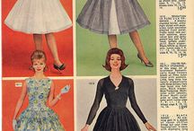 1960s Fashions / by Khalsa Joslin