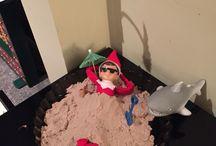 Posh Elf on the Shelf