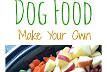 Homemade Dog Food & Treats