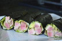 Healthy food / Tuna salad