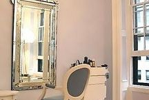 At home salon