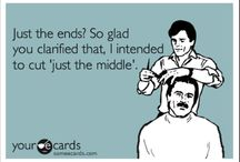 hairdressing!!! true dat :)