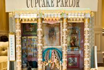 Marie Antoinette Cupcake Parlor