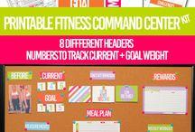 Printables Fitness