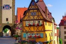 ROMANTIC ROAD: ROTHENBURG,NÖRDLINGEN,DONAUWÖRTH,FÜSSEN