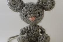 Crochet, cross stitch, knitting, freebie treats. / by Steph