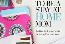 stay at home mom savings!