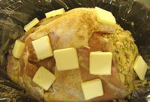 Crock Pot Turkey Recipes / by Ginger Jones