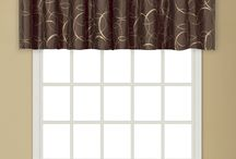 Grommet Valances / by Swags Galore