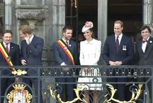 Royals and WW1 Commemorations