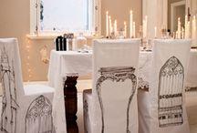Decadent wedding