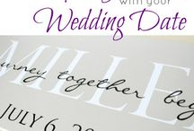 WEDDINGS, SPECIAL OCCASION IDEAS