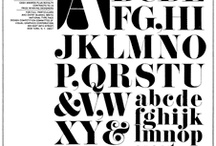 Typography / by Katey Dutton