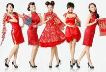 CNY outfits