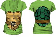 Ninja TURTLES party / Ninja turtles party ideas