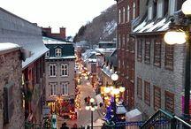 Quartier Petit-Champlain / Le plus beau quartier de Québec! Avec la plus vieille rue commerciale en Amérique du Nord, le Quartier Petit-Champlain est un incontournable!