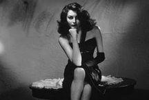 Film Noir Femme Fatales / Film Noir Women