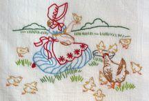 Embroidery Essentials  / by Sylvia Castaneda