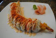 Sushi / by Nikki Barnes