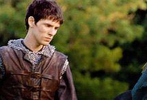 Colin Morgan/Merlin