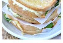 Just a sandwich!