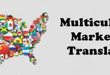Multicultural Marketing Translation Services Provider