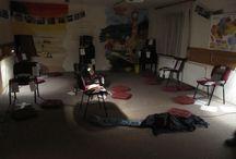 Územie modlitby / Slovenská zbierka Prayer spaces in schools, http://vimeo.com/36904237 odskúšaná v eRku.