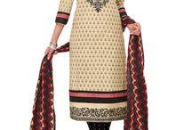 Salwar Studio Dress Materials (Summer Collection)