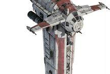 スターウォーズ 宇宙船