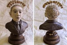 What? Clay Art & Curios / Work by Evelin Richter, Studio #13 on the WAVE tour. / by WAVE Artists