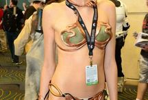 Slave Leia Planet