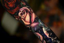 rosas tattoo