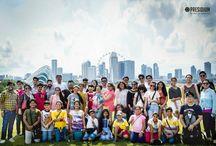 PRESIDIANS EXPLORE THE GARDEN CITY OF SINGAPORE