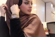 Hijabi Looks