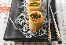 "KANJI-SUSHI BAR / ""Irasshai!"" Do you like sushi? Why not learn the fun of Kanji of sushi-fish and fish themselves?"