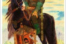 богатыри былины викинги