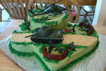 Tim army cake