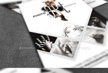 business cards / business cards print templates