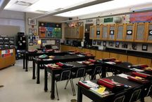 My Science Classroom {Periodic Table Theme} 2016 / Science Classroom