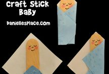 Christmas Crafts for Kids / Christmas Crafts Children Can Make