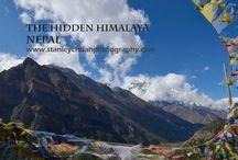 Annapurna Circuit Nepal / a 10-day trek on the Annapurna Circuit, Nepal