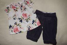 lovelies for my little wren / Inspiration fabrics and pretties